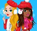 Vánoční tvorba panenek hra online