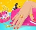 Tajemství zlatých nehtů hra online