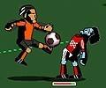 Fotbal se zombíky hra online