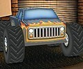 Monster Truck 3D hra online