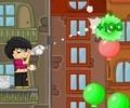 Bobovi balónky hra online