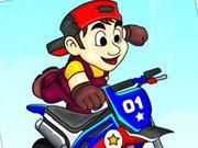 Ultimátní kaskadérské motorky hra online