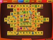 Indický mahjong hra online