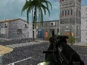 Bojová situace 3D hra online