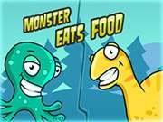 Příšery žerou jídlo hra online
