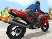Motorky hra online