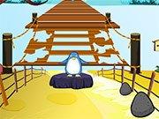Tučnák na útěku hra online
