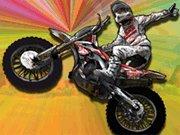 Motocross chaos hra online