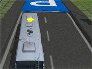 Parkování autobusu 3D hra online