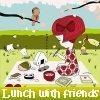 Oběd s přátely hra online