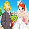 Květinková svatba hra online