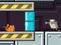 Robot chce koťátko hra online