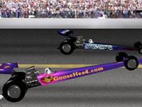 GooseHead Drag Racing hra online