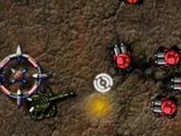 Siege Tank Defence hra online