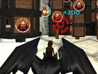 Ohnivá koule šílenství hra online