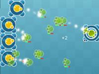 Bublinové tanky TD 1.5 hra online