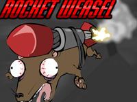 Raketová lasička hra online