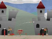 Královská lukostřelba hra online