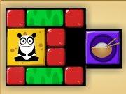Panda má hlad hra online