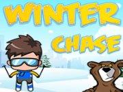 Zimní jízda hra online