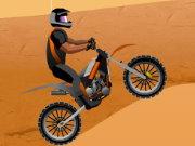 Motocyklové závody na Sahaře hra online