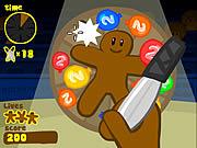 Perníkový cirkus 2 hra online