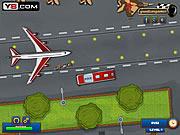 Parkováná letištního autobusu 2 hra online