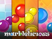 Marblelicious hra online