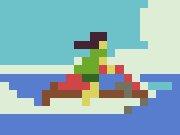Tropická lyžovačka hra online