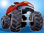 Tuning monstertrucku hra online