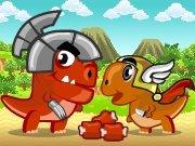 Dinosauří hon na maso 2 hra online