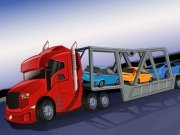 Přeprava aut 4 hra online