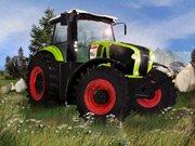 Traktor hra online