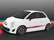 Fiat Puzzle hra online