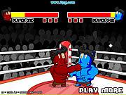 Marťanský box hra online