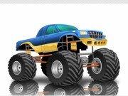 Výzva pro monster auta hra online