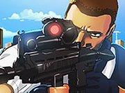 Trénink policejního odstřelovače hra online