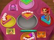 Doli a její dortí oslava hra online