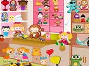 Schované předměty v domě pro panenky hra online