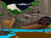 Útěk z velkého  doupěte epizoda 6 hra online