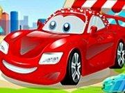 Auto v lázních hra online