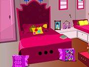 Útěk z dětského pokoje hra online