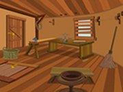 Útěk z lesní chaty hra online
