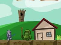 Dobrodružství odvážného rytíře hra online