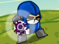 Ninja Rico hra online