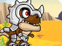 Dinovo běh za šunkou hra online