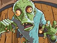 Šílená zombie armáda hra online
