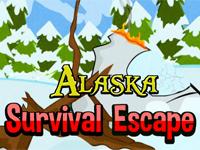 Útěk z Aljšky den třetí hra online
