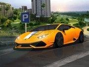 Parkování super aut hra online