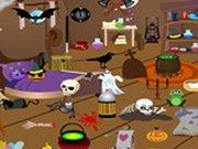 Hrůzostrašný dům se schovanými předměty hra online